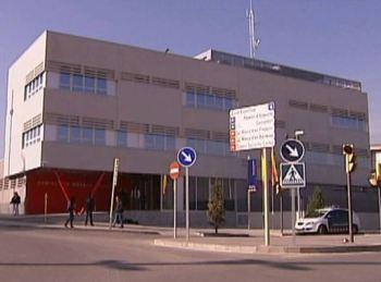 Comissaria dels Mossos d'Esquadra a Vilanova i la Geltrú