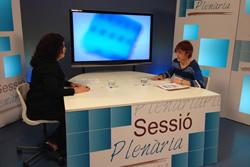 Blanca Albà, convidada al Sessió Plenària
