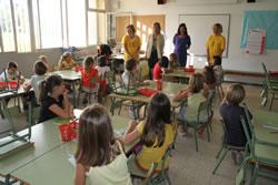 A Vilanova i la Geltrú les classes han comentçat avui amb total normalitat