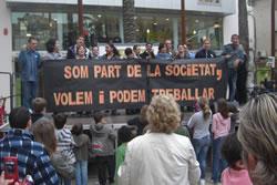 L'exposició es podrà veure al TOC, carrer de Sant Sebastià, 11