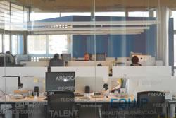 L'espai cowork de Neàpolis és un espai dedicat a l'emprenedoria en l'àmbit TIC