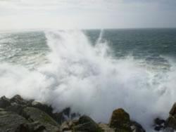La situació marítima també es veurà afectada pel temporal de vent