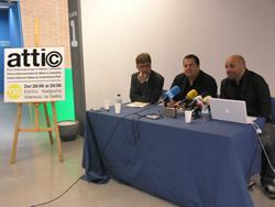 Attic 08 està organitzada per l'Ajuntament de VNG