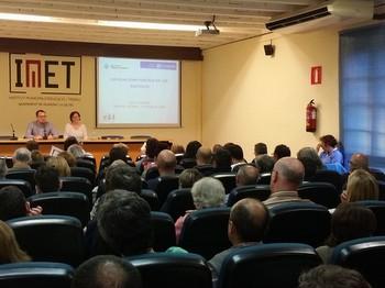 Sessió de formació per a les entitats i associacions