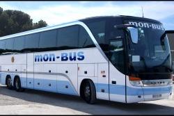 Mon-bus és l'empresa que opera la línia de transport interurbà amb El Vendrell