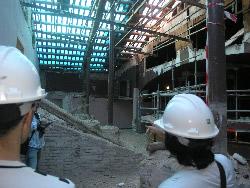 Regidors i tècnics municipals han explicat l'estat actual de les obres