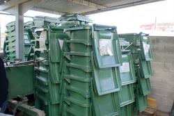 En aquesta ocació els contenidors els distribueix directament l'empresa