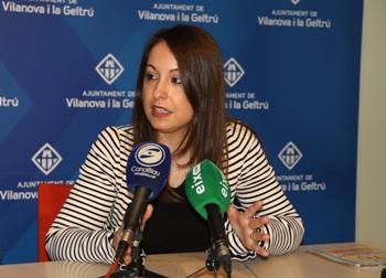 La regidora Gisela Vargas ha explicat quina informació s'hi pot trobar