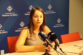 La regidora Gisela Vargas ha fet balanç sis mesos després de la posada en marxa