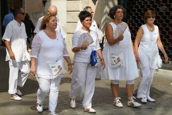 Les set persones escollides organitzaran la Festa Major de l'any vinent