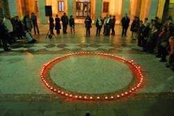 L'acte va celebrar-se a la plaça de la Vila