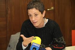 La regidora de Governança, Participació i Medi Ambient, Iolanda Sánchez