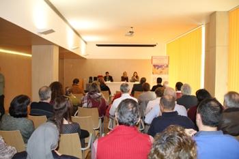 L'acte de presentació de les activitats del centenari s'ha fet a La Plataforma