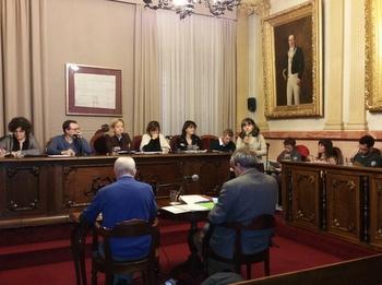 Intervenció en el Ple de la representant de Garraf per la República