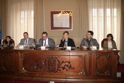 La Junta Local de Seguretat s'ha fet al saló de Plens