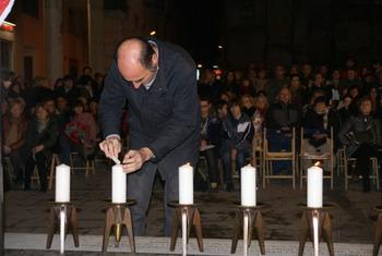 lCommemoració del Dia Internacional de l'Holocaust