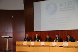 Experts europeus debaten a Neàpolis sobre el futur i la gestió de l'Àrtic