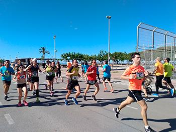 Cursa Ciutat de Vilanova 5 i 10 km