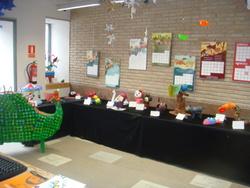 La Mostra es va poder visitar al CRIA a finals de maig