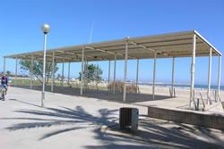 L'Ajuntament de VNG continua amb les actuacions de millora a la zona de Baix-a-Mar