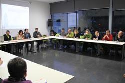 El Consell es va reunir al CC La Sardana