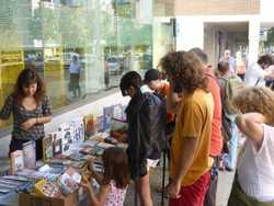 El Mercat d'Intercanvi de Llibres arriba ja a la vuitena edició