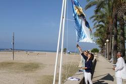 La qualitat de les platges de VNG es veu recompensada cada any amb diversos certificats i guardons