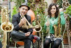 Andrea Motis i Joan Chamorro tocaran a la Cardona el dia 21