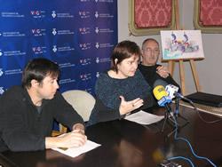 La regidora de Cultura, Isabel Pla, ha presentat la programació d'enguany