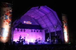 Kepa Junquera va cloure el FIMPT ahir a la nit a la plaça de la Vila