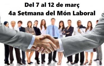Els tallers i xerrades es faran els dies 8, 9 i 10 de març