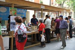 L'Associació Ecol3VNG promociona l'ús de la moneda social