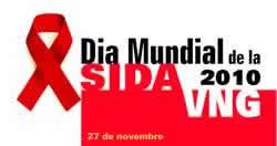 Dissabte VNG celebrarà diversos actes al voltant del Dia Mundial de la Sida