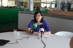 L'educació, l'ocupació, el sector TIC i l'administració electrònica, en el balanç dels dos anys de la regidora Llorens