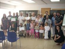 Els participants al curs Apropa't