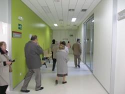 Els usuaris i usuaries van poder visitar dissabte el nou centre