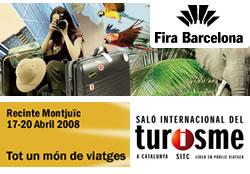 El SITC es farà al recinte de la Fira de Barcelona, del 17 al 20 d'abril