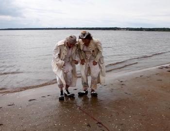 Nàufrags és l'espectacle que es podrà veure dins la temporada d'arts escèniques