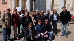 L'alcaldessa i regidors del govern van participar de la jornada festiva i solidària