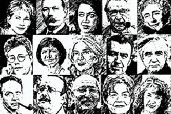 Escriptors de novel·la negra