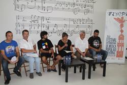 Marijó Riba i membres de la Comissió artística han explicat el programa del Fimpt 2014