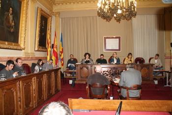 Sessió ordinària del mes de gener del Ple de l'Ajuntament