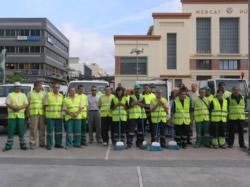 17 persones han estat contractades en règim de col·laboració social