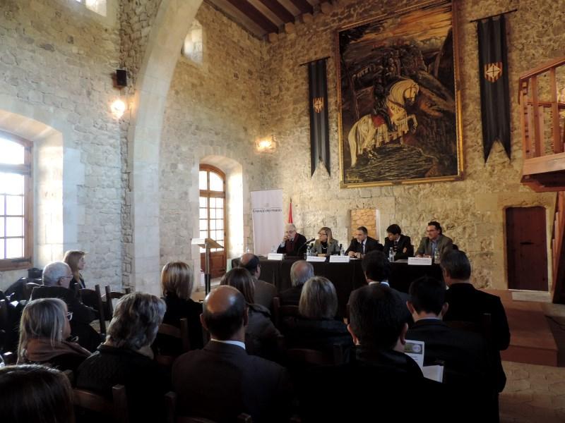 L'acte ha reunit representants dels sectors públic, privat i associatiu del Penedès