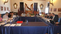 La sessió plenària de Node es va fer al Palau Maricel de Sitges