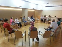 La trobada es va fer a La Plataforma de Serveis
