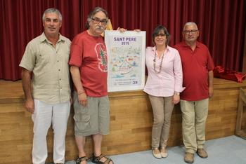 La Confraria ha presentat el cartell de les festes d'enguany