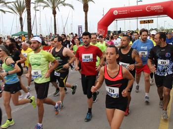 L'any passat les dues curses van reunir 800 corredors i corredores