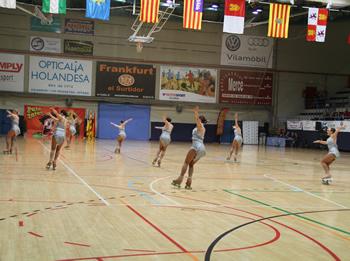 Xou Petit CPA Vilanova, campionat Espanya febrer2016