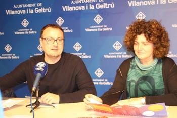 Juan Luis Ruiz i Teresa Llorens han presentat les activitats